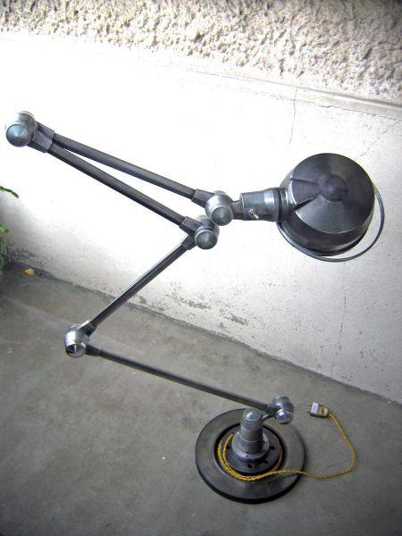 d.a.l.i » lampe atelier jielde 4 bras 2nde génération